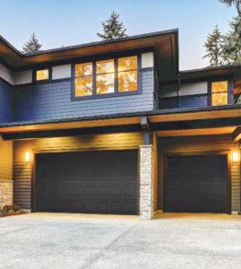 legacy residential garage door